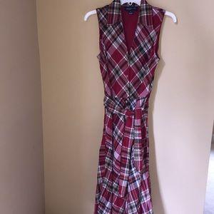 Jones New York linen dress